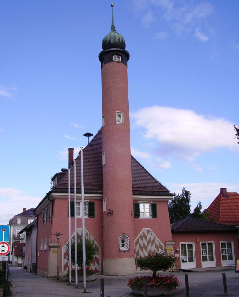 Ausstellungsort Altes Feuerwehrhaus Freilassing